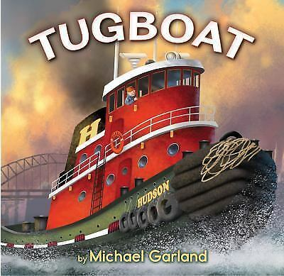 Tugboat, Michael Garland, Good Book