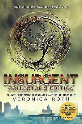 Insurgent Collector's Edition Divergent Series
