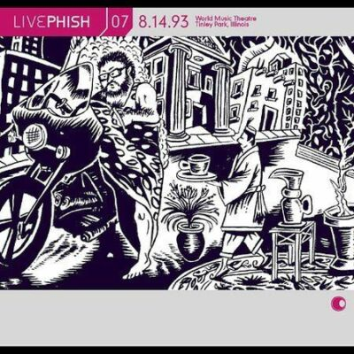 Live Phish Vol. 7: 8/14/93, World Music Theatre, Tinley Park, Illinois by Phish