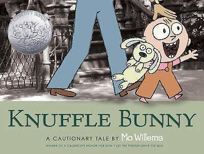Knuffle Bunny: A Cautionary Tale, Willems, Mo, Very Good Book