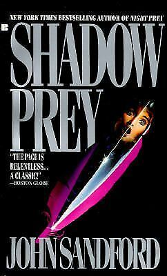 Shadow Prey by Sandford, John