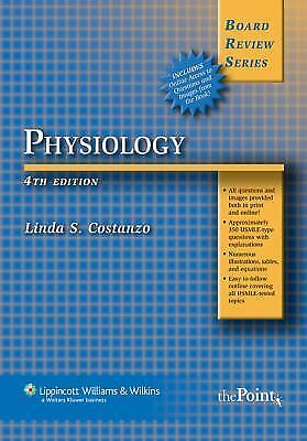 Physiology Board Review Series