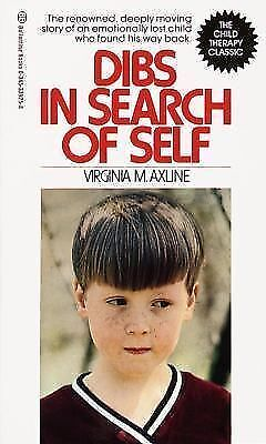 Dibs in Search of Self by Axline, Virginia M.