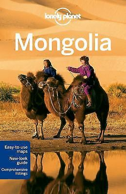 Lonely Planet Mongolia (Travel Guide) by Lonely Planet, Kohn, Michael, Starnes,