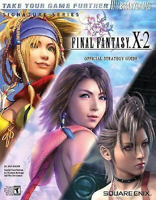 Final Fantasy X-2, Official Strategy Guide by Birlew, Dan