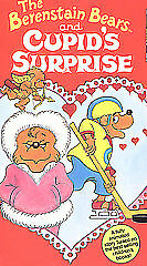 Berenstain Bears & Cupid's Surprise [VHS] by