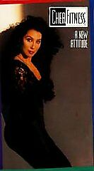 CherFitness: A New Attitude [VHS] by Cher