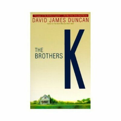 The Brothers K by Duncan, David James