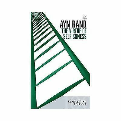The Virtue of Selfishness, Centennial Edition, Ayn  Rand, Very Good Book