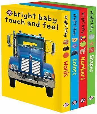 Bright Baby Touch & Feel Slipcase 2 (Bright Baby Touch and Feel) by Priddy, Rog