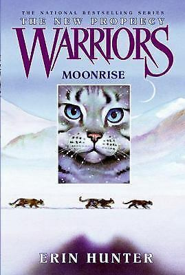 Moonrise by Erin Hunter (2006, Paperback) Brand New Bk