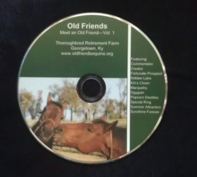 NEW! OLD FRIENDS DVD - MEET AN OLD FRIEND, VOL. 1