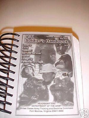 IET Soldier's Handbook, Vol II, May 2005