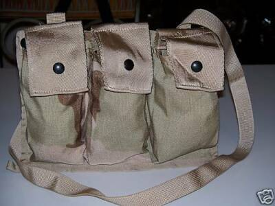 Military Surplus, Army, DCU, MOLLE II, Bandoleer Pouch