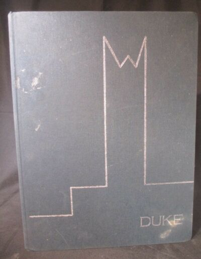 Chanticleer, 2002 Duke University Yearbook. Durham, NC