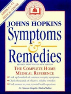 JOHNS HOPKINS SYMPTOMS AND REMEDIES  unknown