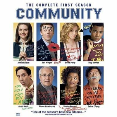 Community: Season 1 by Joel McHale, Chevy Chase