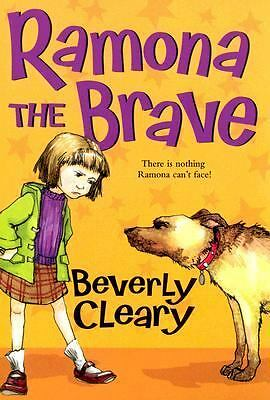 Ramona the Brave, Cleary, Beverly, Good Condition, Book