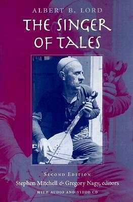 The Singer of Tales by Lord, Albert B.