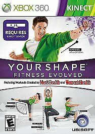 Your Shape Fitness Evolved - Xbox 360 by