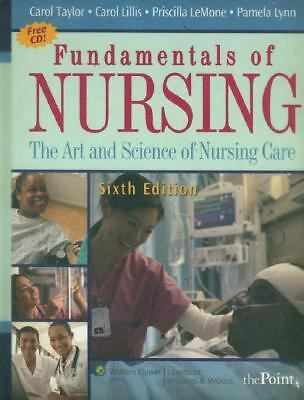 Fundamentals of Nursing: The Art and Science of Nursing Care (Fundamentals of N