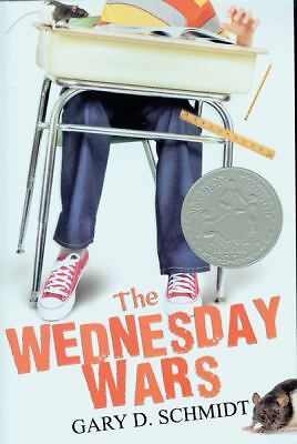 The Wednesday Wars by Schmidt, Gary D.