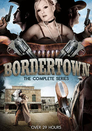 Bordertown: The Complete Series, Richard Comar, Sophie Barjac, John H. Brennan