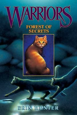 Forest of Secrets (Warriors, Book 3), Hunter, Erin