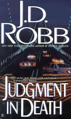 Judgment in Death, Robb, J. D.