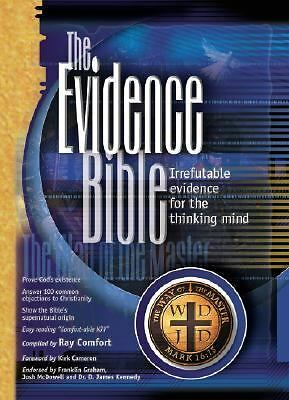 The Evidence Bible by Ray Comfort