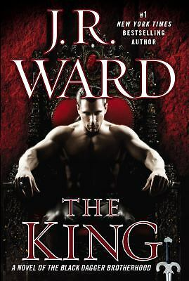 The King: A Novel of the Black Dagger Brotherhood, Ward, J.R., Good Condition, B