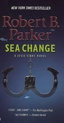 Sea Change (Jesse Stone Novels) by Parker, Robert B.