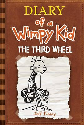 The Third Wheel (Diary of a Wimpy Kid, Book 7)  Kinney, Jeff