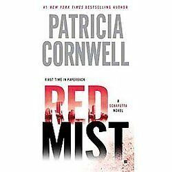 Red Mist (A Scarpetta Novel), Cornwell, Patricia, Good Condition, Book