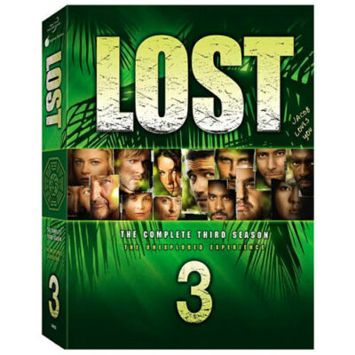 Lost - The Complete Third Season, Matthew Fox, Evangeline Lilly, Josh Holloway,