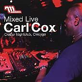 Mixed Live Carl Cox by Cox, Carl