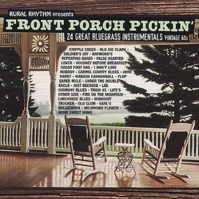 Front Porch Pickin: Vintage 60's, Front Porch Pickin: 24 Grea