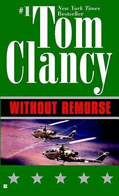Without Remorse (Jack Ryan), Clancy, Tom