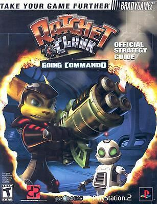 Ratchet & Clank: Going Commando Official Strategy Guide, Greg Off