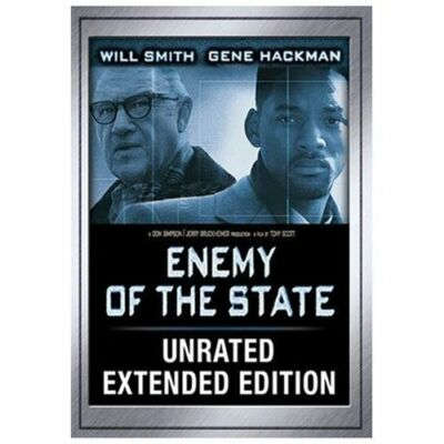 Enemy of the State (Special Edition Unrated Extended Cut), Will Smith, Gene Hac