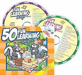 50 Fun Learning Songs (50 Songs Series), Twin Sisters Productions