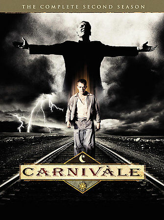 Carnivale: Season 2 by Michael J. Anderson, Adrienne Barbeau, Clancy Brown, Deb