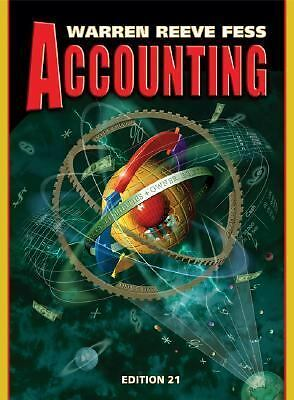 Accounting (Accounting / Carl S. Warren)  Carl S. Warren, James M. Reeve, Phili