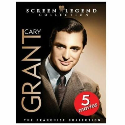 CARY GRANT-SCREEN LEGEND COLLECTION (DVD) (3DISCS/ENG SDH & FRENCH) by