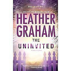 The Uninvited (Krewe of Hunters), Graham, Heather, Good Condition, Book