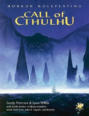 Call Of Cthulhu: Horror Roleplaying In the Worlds Of H.P. Lovecraft (5.6.1 Edit