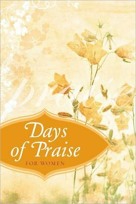 Days of Praise for Women by Institute for Creation Research