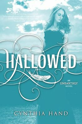 Hallowed: An Unearthly Novel  Cynthia Hand