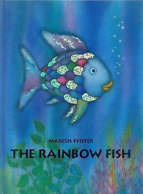 The Rainbow Fish, Pfister, Marcus