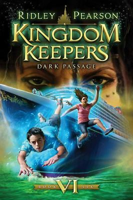 Kingdom Keepers VI: Dark Passage, Pearson, Ridley, Good Condition, Book